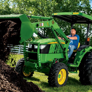 4 Series Compact Tractor