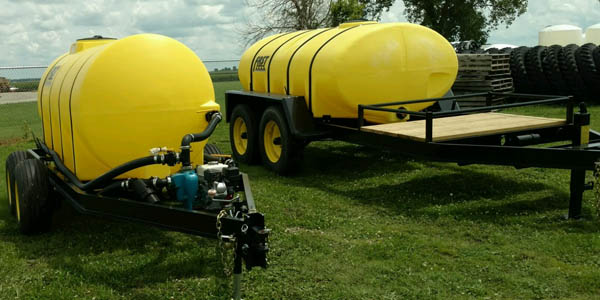 Trailers & Compact Sprayers