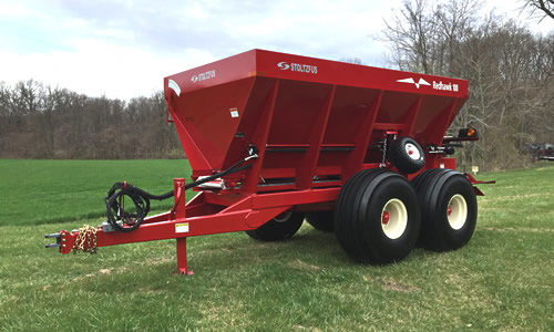 Ground Drive Spreaders