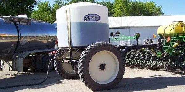Liquid Fertilizer System