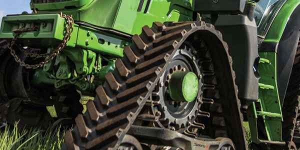 NARROW TRACK SYSTEMS FOR TRACTORS