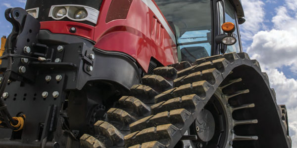 WIDE TRACK SYSTEMS FOR TRACTORS